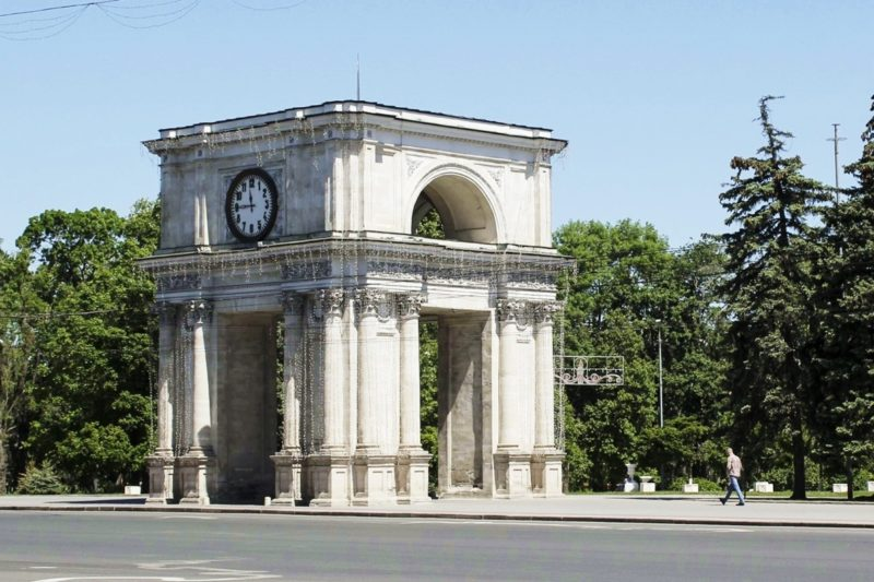 MoldovaTur-Kishinev City